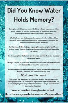 Did you know that you can manifest your reality with water? Today we will dive deep (no pun intended) into the Two Cup Manifestation method. This simple technique centers on the magic behind setting i Spiritual Enlightenment, Spiritual Awakening, Spiritual Wisdom, Spirituality Art, Spiritual Values, Pseudo Science, Spirit Science, Things Under A Microscope, Manifestation Law Of Attraction