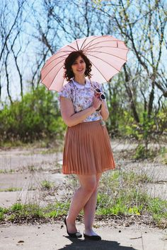 Spring Outfit Styled by Mademoiselle Ruta - The Outfit Repeater