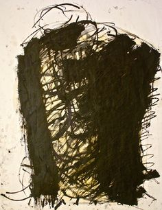abstract contemplative drawing painting