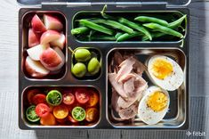 Heading back to work or school, it's time to get back into your lunch-packing routine. Think outside of the box with these healthy lunch ideas.