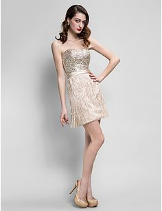 Global DJ Gold Sequin Dress - Gold sequin dress- New Year&-39-s and ...