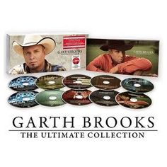 Garth Brooks - The Ultimate Collection (Target Exclusive) (Box Set) : Target