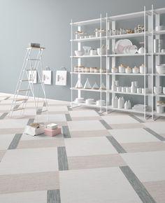Ceramics or textiles?
