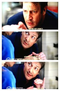 Best Castle quotes~ I literally just LOLed at this... And I'm not even joking...;)