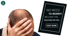No #Need to #Worry! Solution of #Baldness is possible now! Visit: http://www.hairnsenses.co.in  #HNS #Hairloss pic.twitter.com/7630dBu6Bg
