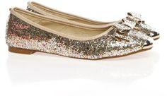 Faliyinsa glitter ballerina with bow in UAE | Souq Fashion | Souq