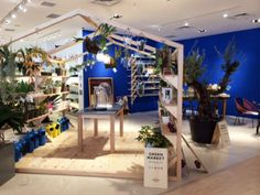 GREEN MARKET | at The Conran Shop Osaka 2014.4.26-5.6