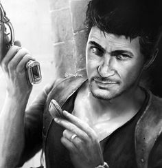 Nathan Drake (Uncharted 4) by Shuploc.deviantart.com on @DeviantArt