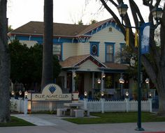 Haunt 1: 625 Main Street, Blue Agave Restaurant  Many visitors to Pleasanton have enjoyed a margarita on the patio of this Mexican restaurant. But few know the haunted history of this building. One of the oldest buildings in town, it was origi