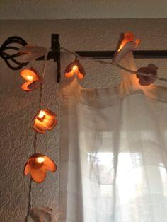 Διακοσμητικά ΛΟΥΛΟΥΔΙΑ φτιαγμένα από ΧΑΡΤΙΝΕΣ ΑΥΓΟΘΗΚΕΣ | ΣΟΥΛΟΥΠΩΣΕ ΤΟ