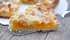 Sbriciolata alla marmellata di arancia, ricetta dolce, facile e veloce, profumata all'arancia, idea merenda, crostata veloce, dolce per ospiti inattesi,