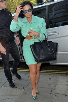 Demi-Lovato-Celine-Luggage-Tote-4