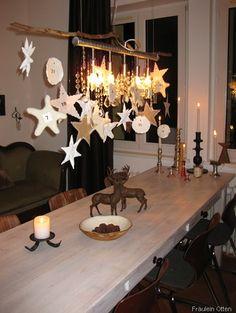 "An ""Advent Calendar"", in Germany today.....""Sternenhimmel Adventskalender"""
