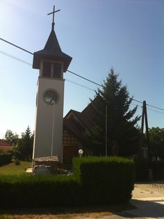 Kisbodak Szent Balázs és Szent László templom
