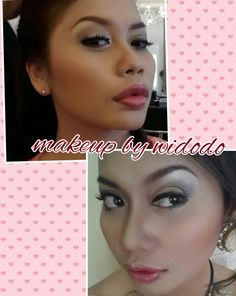 Trial makeup for ina's wedding