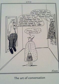 The Far Side by Gary Larson | Art of Conversation
