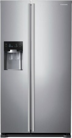 Samsung Side By Side, teräs € Decor, Doors, French Door Refrigerator, Appliances, French Doors, Kitchen, Door Handles, Kitchen Appliances, Home Decor