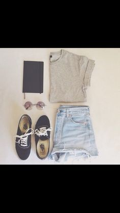 Cool, hipster style outfit, summer outfit