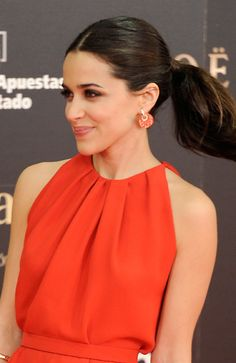 One Shoulder, Celebs, Blouse, Spanish, Anna, Faces, Beauty, Beautiful, Dresses