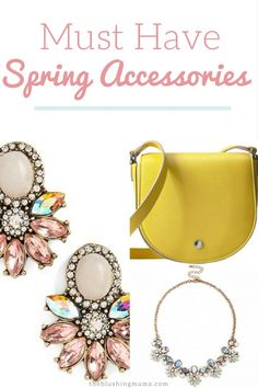 Transitioning your wardrobe from season to season does NOT have to break the bank. By simply changing up your accessories you can change up an outfit and wear it different ways! Here is a link with FREE SHIPPING to super cute accessories that scream spring style. Statement earrings, dainty necklaces, colorful crossbody bags!
