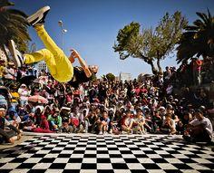 defying gravity #breakdance