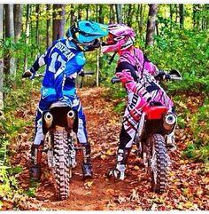 #motorcross #couples