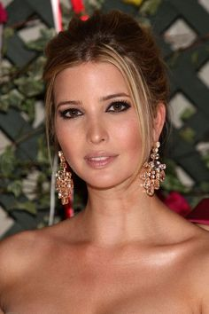 Ivanka's beautiful earrings