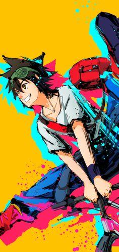The God Of High School - Jin Mori