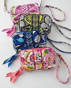 cross body bags: Vera Bradley All In One Crossbody (Blue Bayou) Vera Bradley Wristlet, Vera Bradley Crossbody, Vera Bradley Purses, Vera Bradley Backpack, Lanyard Wallet, Purse Wallet, Vera Bradley Patterns, Crossbody Bag, Satchel