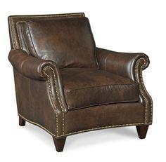 Handmade Leather furniture direct from North Carolina.  Custom made home furnishings!