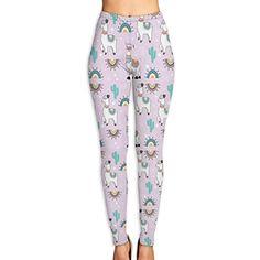 Pitbull Face Women Funny Print Yoga Leggings Pants Workout Fitness Pants Sports Gym Yoga Quick Dry Capri Leggings