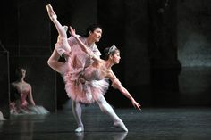 The Nutrcracker Ballet, the Sugar Plum fairy & the Prince