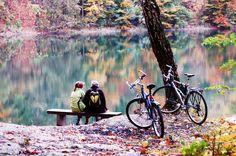 bike trip - #Szczecin, #Poland