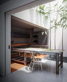 Outdoors dining room design that look so unique.. | visit : roohome.com  #diningroomdesign #awesome #great #decoration #fabulous
