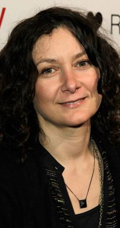 Sara Gilbert, Producer: The Talk. Sara Gilbert was born on January 29, 1975, as Sara Rebecca Abeles at St. John's Hospital and Health Center in Santa Monica, California, to Harold and Barbara Abeles. Barbara was previously married to the late Paul Gilbert. At the age of six, when Sara saw her sister Melissa Gilbert get a star on the Hollywood Walk of Fame, she told her mother that she wanted to be an actress, too. A string of ...