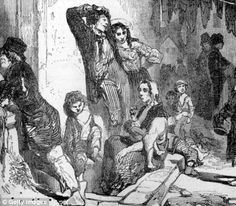 It was the worst slum in Victorian Britain. Yet its crime-ridden streets were SAFER than today's
