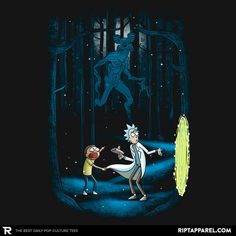 Fail T-Shirt - Rick and Morty T-Shirt is $11 today at Ript!