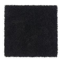 HAMPEN Teppich Langflor - 80x80 cm - IKEA