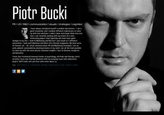 Piotr Bucki's page on about.me – http://about.me/piotrbucki