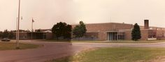 1974-1998 BMC I put two different pic together to see the whole school