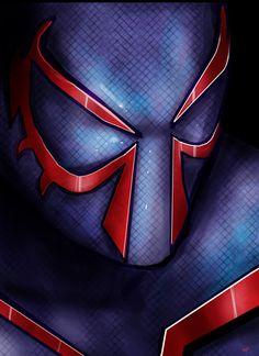 Spider-man 2099 by ~HeroforPain on deviantART