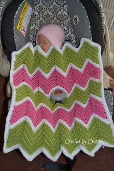 Knitting Patterns For Baby Car Seat Blankets : My life before I