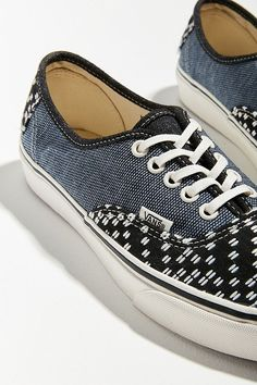 861dffe6115e Vans Authentic Patchwork Denim Sneaker