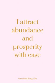 """Use these abundance affirmations to reprogram your mind for success and abundance. Several years ago, I healed myself from what doctors called """"chronic"""" Affirmations and meditation to reprogram your mind for wealth and success. Prosperity Affirmations, Daily Positive Affirmations, Positive Affirmations Quotes, Morning Affirmations, Money Affirmations, Affirmation Quotes, Affirmations For Success, Affirmations Confidence, Mindset Quotes Positive"""