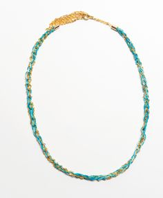 Fishtail Necklace http://www.noondaycollection.com/necklaces/fishtail-necklace