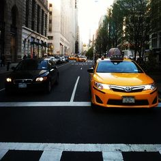 NYC street view #newyorkcityinspired