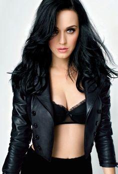 Babe in black.