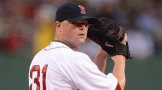 Red Sox Hand Scherzer Rare Loss