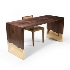 Dipped Desk...woah!
