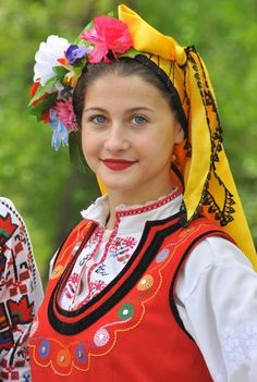 national wear --guess Dobrudja region